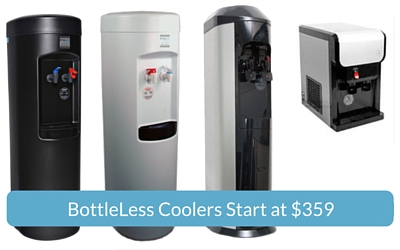 iBottleLess.com Water Coolers